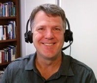 Steve Wells coaching via video