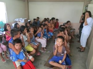 Philippines Trauma Relief Project