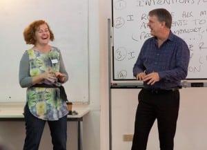 Steve Wells demonstration of IEP